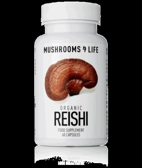 Buy Reishi Mushroom Capsules
