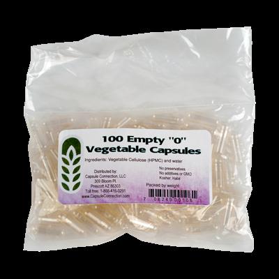 buy Empty capsules Vega